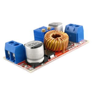 Image 3 - MCIGICM 5A DC to DC CC CV Lithium Battery Step down Charging Board Led Power Converter Charger Step Down Module XL4015