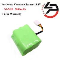 2pcs 1lot 3000mAh Vacuum Cleaner Battery For Neato XV 11 XV 12 XV 14 XV 15