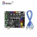 Biqu 3d controle da impressora motherboard biqu base v1.0 compatível mega2560 & controlador ramps1.4 reprap i3 como base de mks v1.5