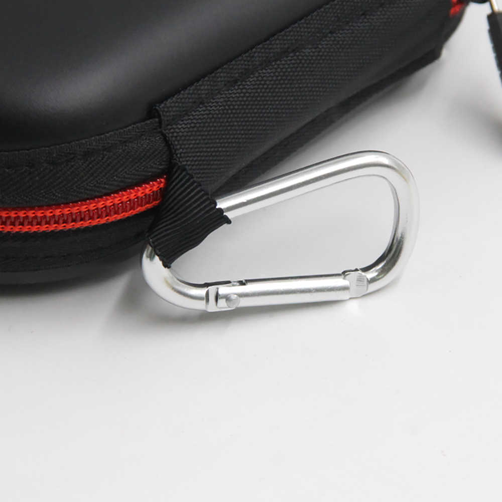 Bluedio Portable EVA Fiber Zipper Headphone Case Carrying Bag Travel Earphones Storage Box For T4 T4S T5 T5S T6 T6S T7 headset