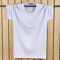 T Shirt Man S 3D Cotton Funny Solid Short Sleeve 2017 Summer Style Men S