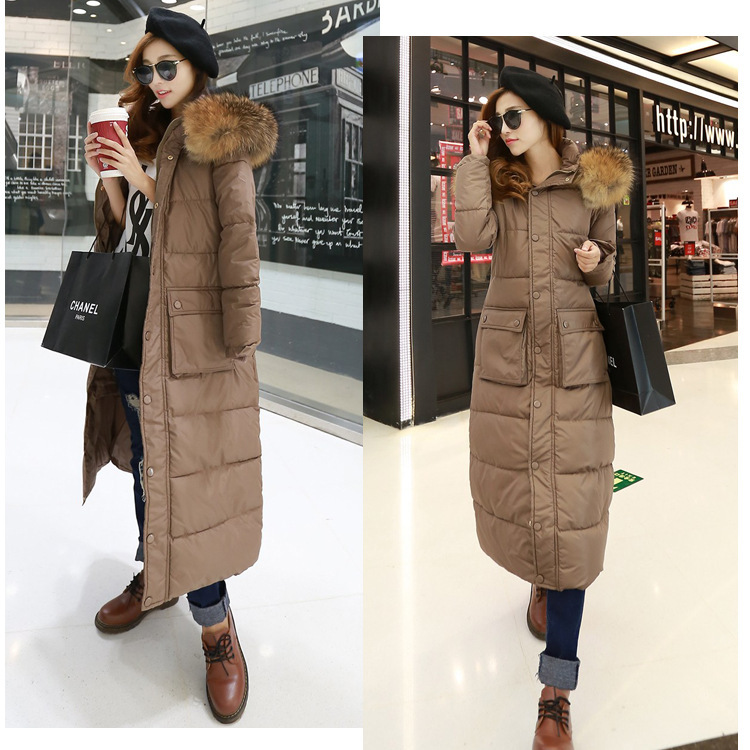 jacket boots Picture - More Detailed Picture about Extra Long ...