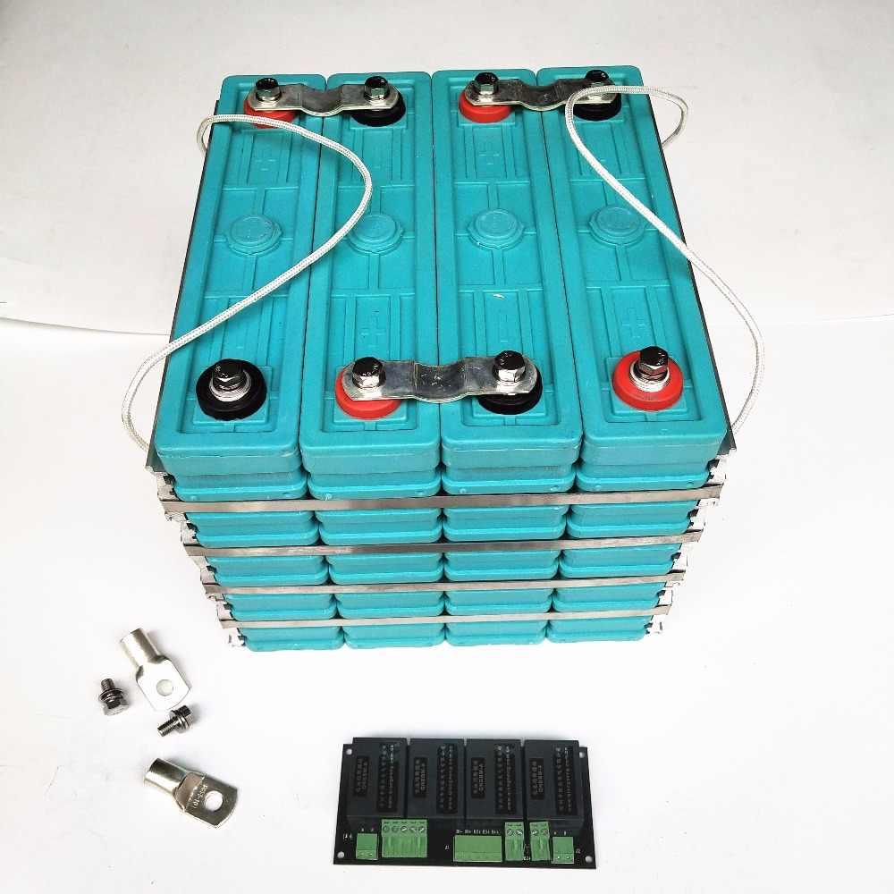 GBS 12V 200ah LEF قابلة للشحن LiFePO4 حزمة بطارية مع BMS 4S 200A PCM ل تخزين الطاقة نظام ev المحرك على 11.11 تعزيز