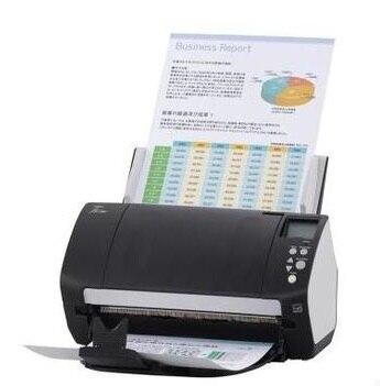 Utilizzato (di Lavoro normalmente) FUJITSU fi-7160 Colore Duplex di Gruppo di Document Scanner 600x600 dpi Completo, USB di Colore 2-sidedUtilizzato (di Lavoro normalmente) FUJITSU fi-7160 Colore Duplex di Gruppo di Document Scanner 600x600 dpi Completo, USB di Colore 2-sided