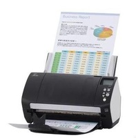 used(Working normally) FUJITSU fi-7160 Color Duplex Workgroup Document Scanner 600x600dpi Complete   USB Color 2-sided