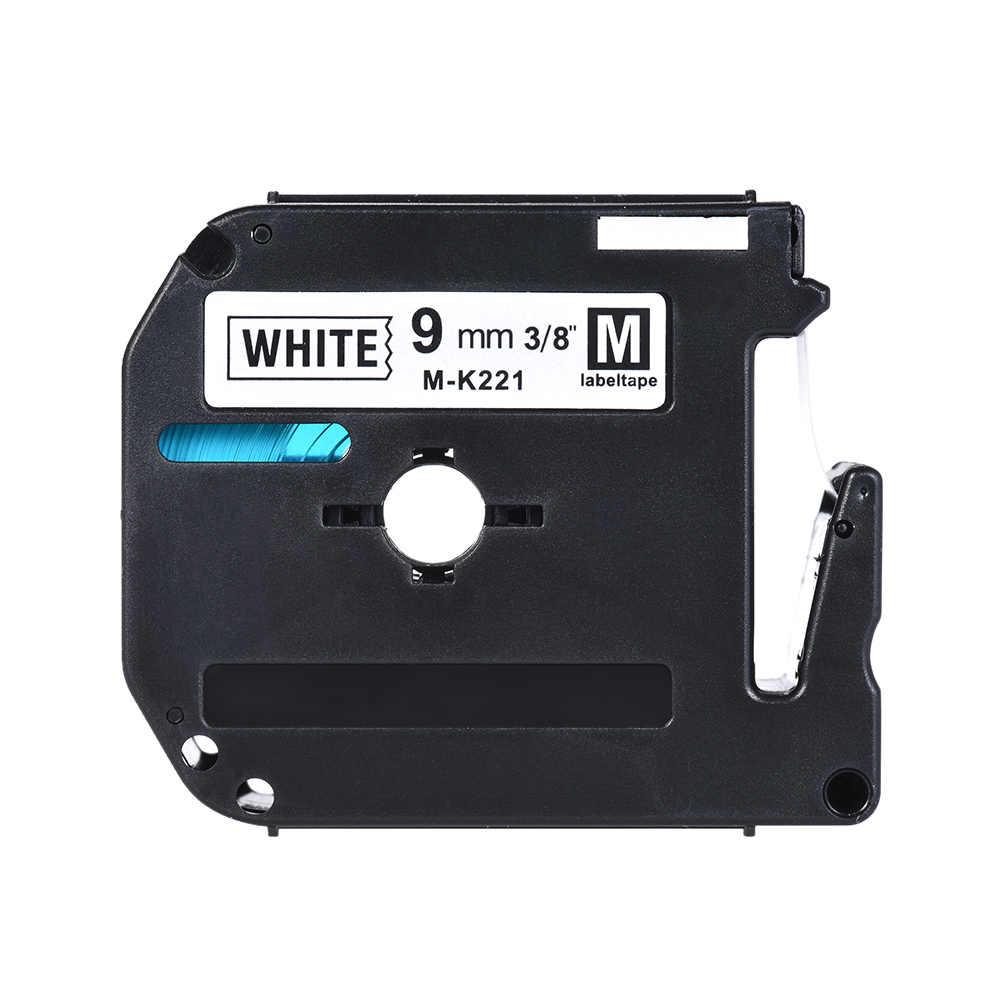 印刷ブラザープリンタリボンプリンタラベルテープ用互換 PT-65/PT-70/PT80 ラベルプリンタ 9 ミリメートル * 8 メートル