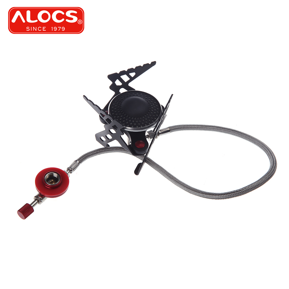 Alocs Brand Outdoor Stove Ultralight Portable Hiking BBQ ...