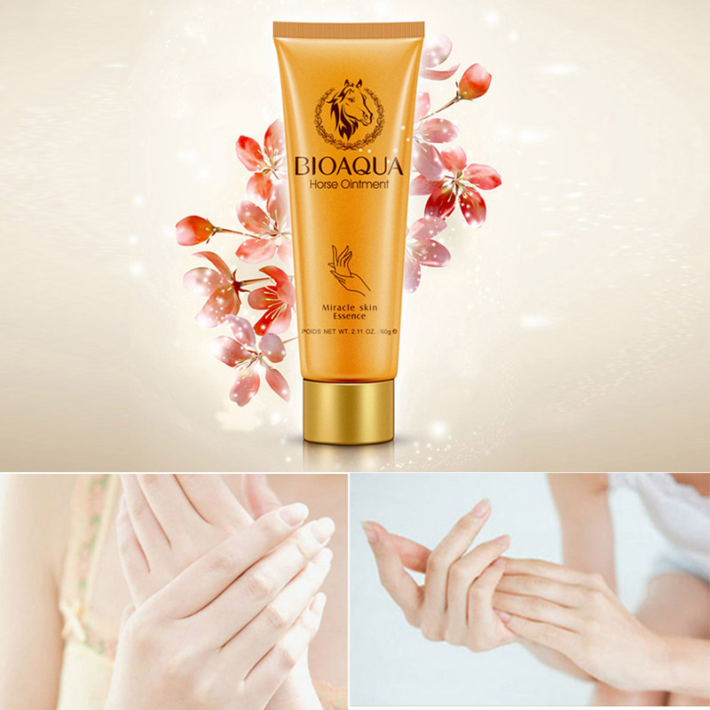Hand Lotion Horse Ointment Miracle Moisturizing Hand Cream Brands Anti Aging Whitening Creams For Hands Mango Skin Care