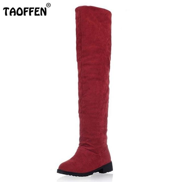 Über Frauen Außenreit In Lange 39 Us48 Pelzstiefel Schuhe Stiefel Knie Halten 98größe Winter Schneeschuhe 34 Neue Warm Russland xWCoBedr