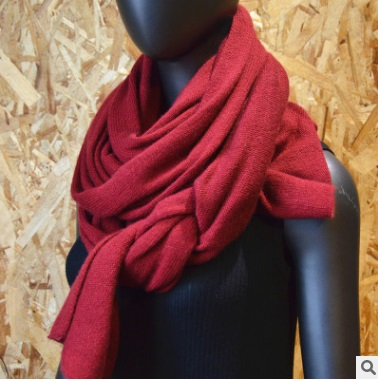 In the winter of 2016 the new product, the original design of the 80% cashmere  women scarves