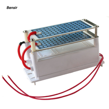 Здесь можно купить  Bensir Portable Ceramic Ozone Generator Double Integrated Ceramic Plate Ozonizer Air Water Air Purifier Parts 220V/110V 10g