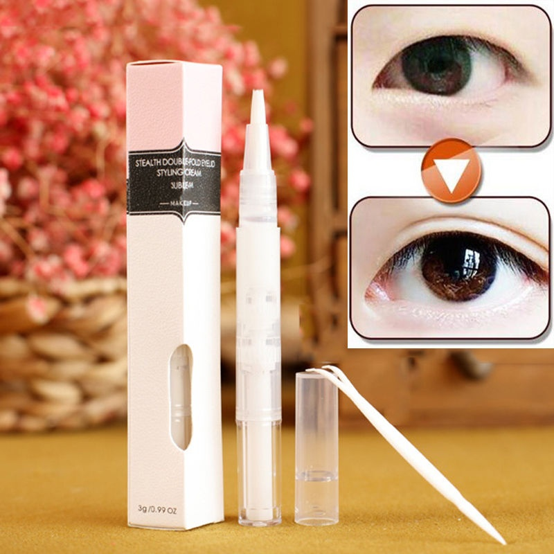LIPHOP Brand Invisible Double Eyelids Big Eye Not Glue Transparent Eyelid Super Stretch Fold Lift Eyes Styling Shaping Tools