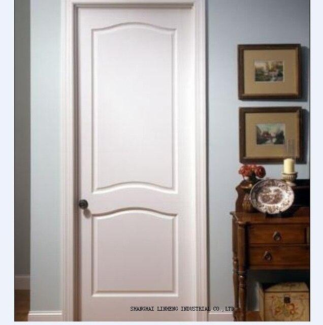 Puerta interior de madera maciza lh id004 en puertas de for Puertas madera maciza interior