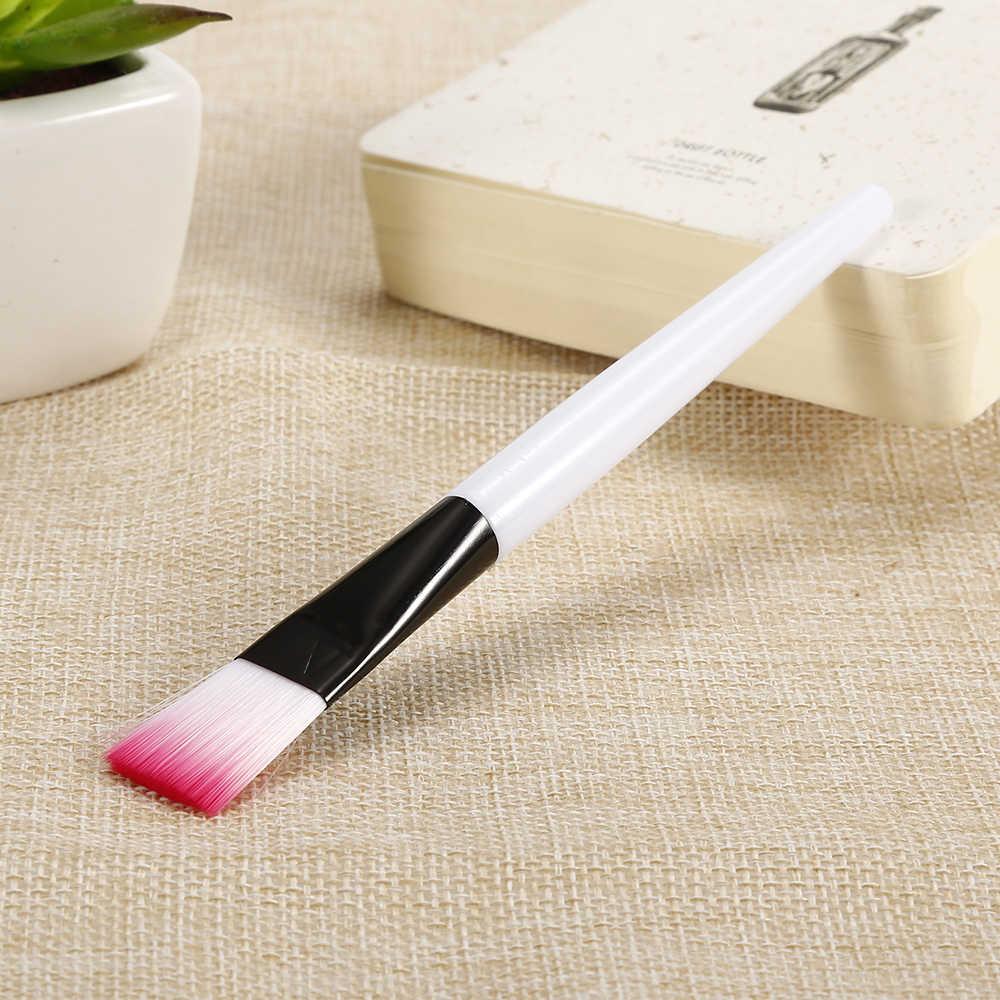 ELECOOL New Fashion Women Beauty Facial Mask Brushes Face Eyes Make Up Cosmetic Beauty Soft Brush Tool