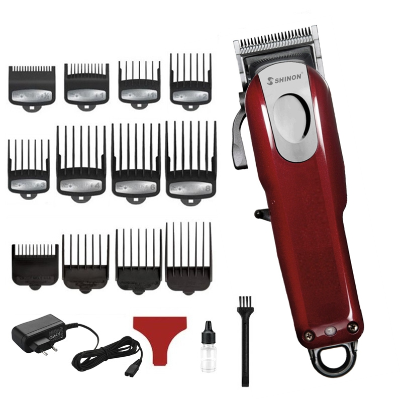 Barber Professional Hair Clipper Man Electric Hair Cutting Machine
