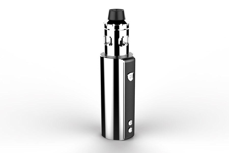 hecig 50W Stepor Kingkong vaporizing electronic cigarette vape Kit 3300mah battery Childproof Kingkong Tank 2ml