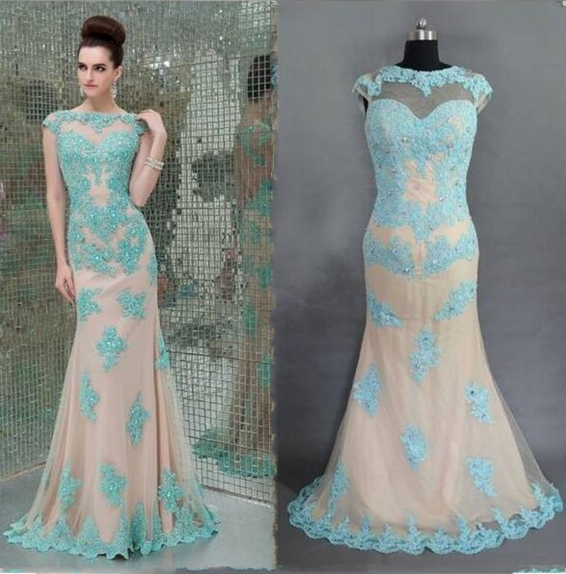 Online Buy Wholesale wedding dress green mint mermaid from China ...