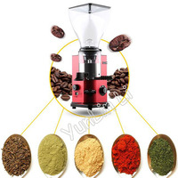 Coffee Grinder Commercial Electric Espresso Coffee Bean Grinding Machine Stainless Steel Coffee Bean Mill CRM9092