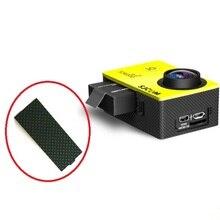 SJCAM Accessori Originali di Azione di Sport Batterie per Foto/Videocamera piastra Di copertura Di caso Per C30/SJ4000/SJ5000/SJ6000/SJ7000/ SJ9000/EKEN H9 H9R
