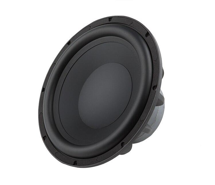 Fountek FW300C circular Aluminum cone 12 inch Bass HIFI Speaker / Aluminum bass voice amplifier speaker 4 ohms 86.4 dB h 009 fountek fw200 circular aluminum cone full range 8 inch hifi speaker aluminum bass voice amplifier speaker