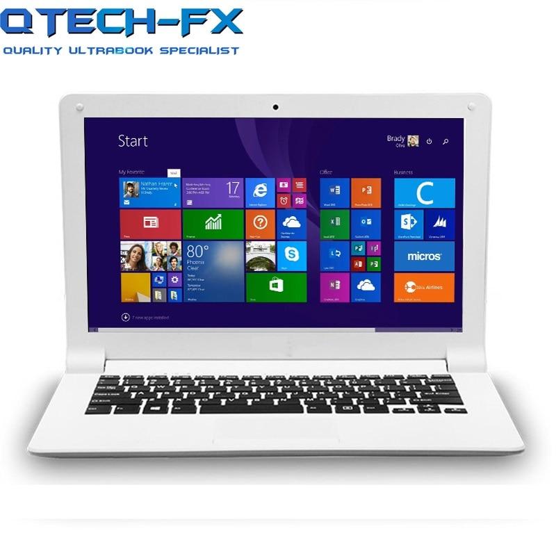 11.6 Laptop Windows10 32G SSD Ultrabook Fast CPU Intel 4 Core Light Office Student White Pink AZERTY Spanish Russian Keyboard