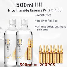 Корейский 500 мл Nicotinamide ампула бутылка жидкий экстракт витамина B3 экстракт(ниацин)-без алкоголя, быстро поглощающая