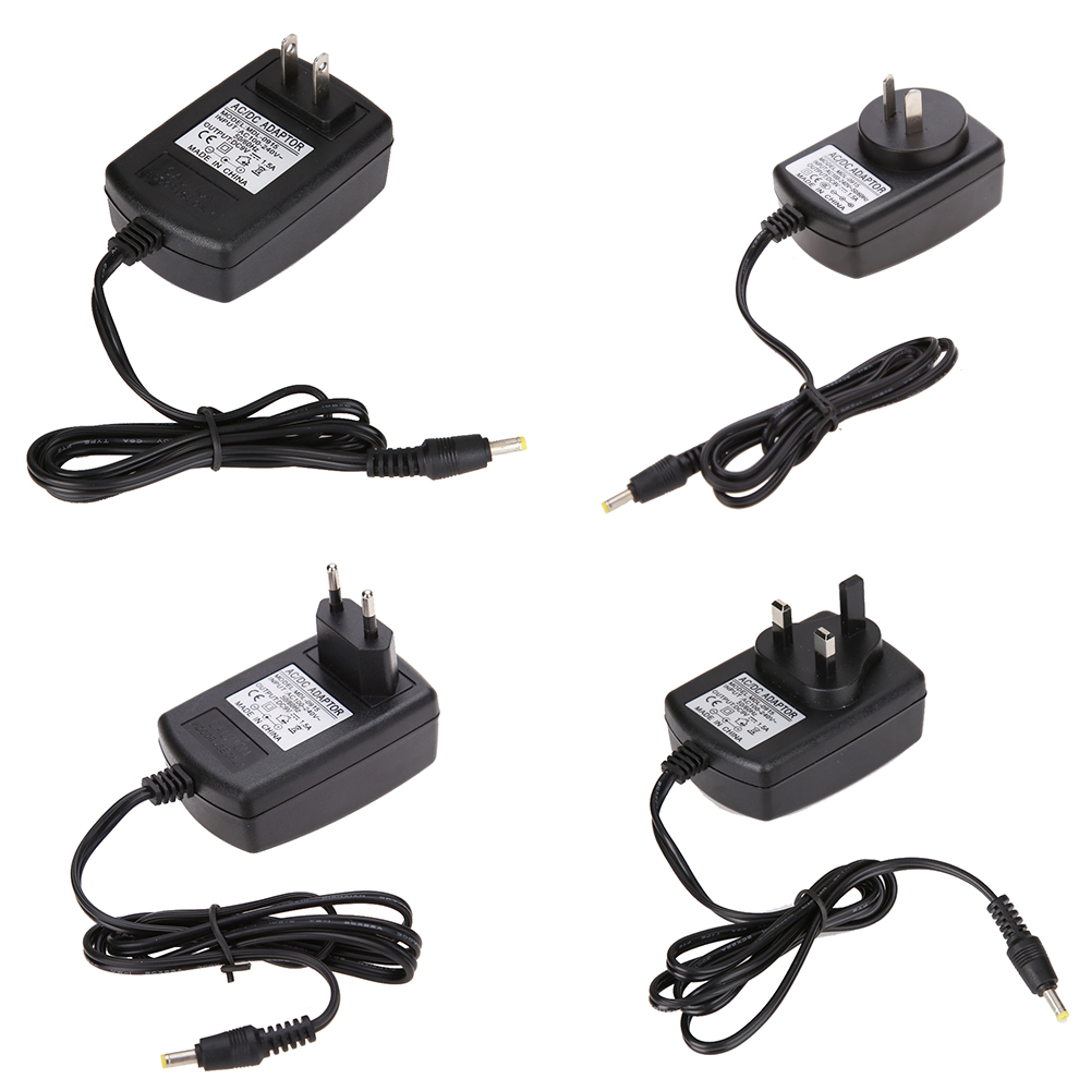 US $3.72 9% OFF|EU plug AC to DC Adapter 4.0mm * 1.7mm 9V 1.5A Switching Power Supply Adapter AC 110~240V 50/60Hz Adapter Charger| | |  - AliExpress