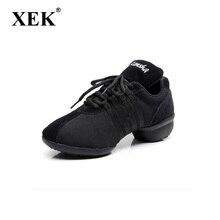 XEK men canvans leather Jazz majoring in Pop dance Sneakers shoes