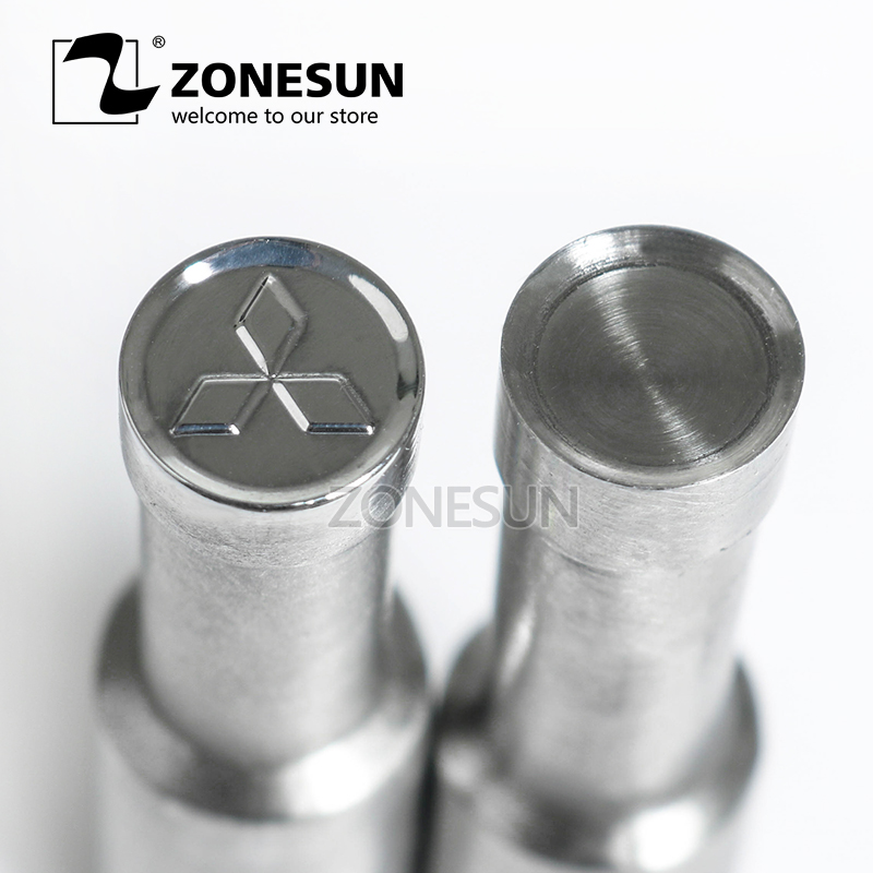 ZONESUN Rhombus Candy Milk Sugar Tablet Press 3D Mold Punching Die Custom Logo For punch die TDP0/1.5/3 Machine Free Shipping zonesun monkey tablet press 3d punch mold candy milk punching die custom logo for punch die tdp0 1 5 3 machine free shipping page 10 page 6 page 2