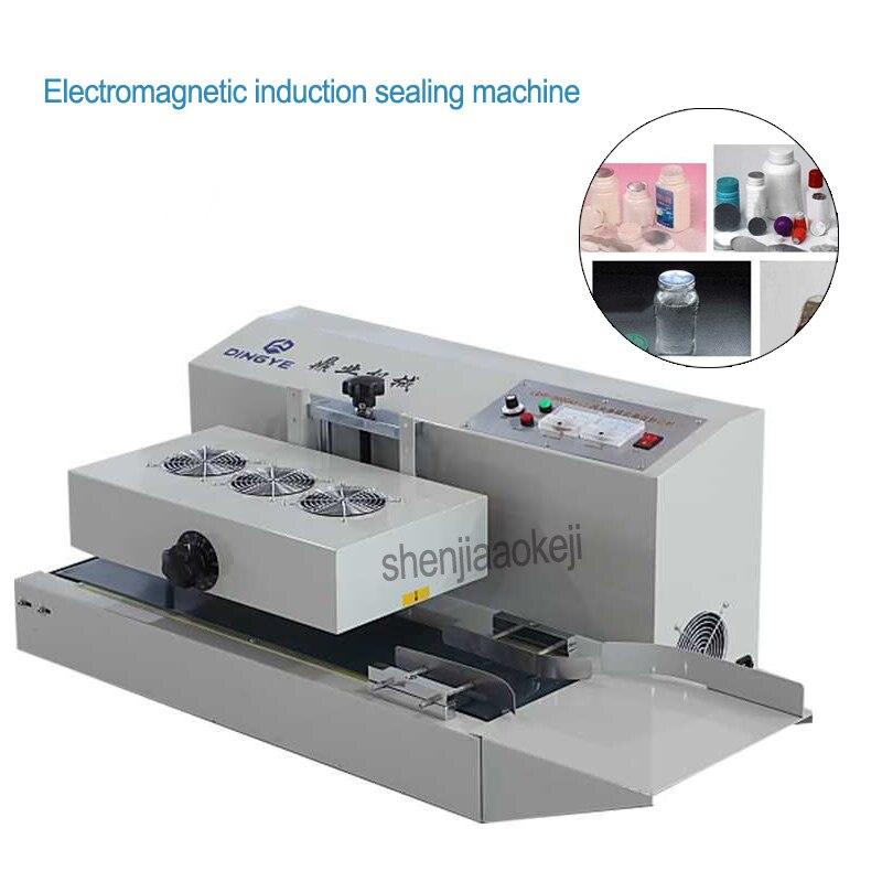 Desktop electromagnetic induction sealing machine 1500w  Automatic medicine bottle Sealer Bottle height adjustable seal machine