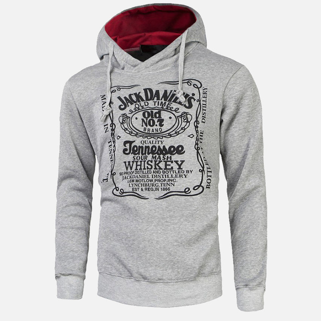 3D Print Men Sweatshirt Hoodies