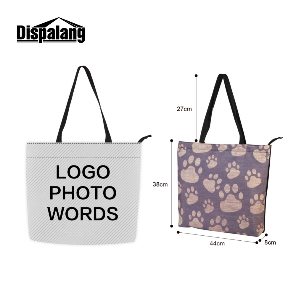 Pretty Messenger Bag Patterns Musical Notes Printing Shoulder Bag for Girls Big Capacity Zipper Tote Bag Casual Shopping Bag 4