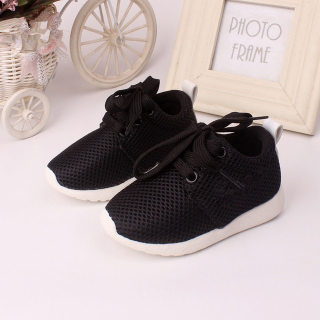 2018  0 To 3 Years Old Boys And Girls Newborn Toddler First Walk Shoes Soft  Skid Resistant Stylish lovely Sports Shoes