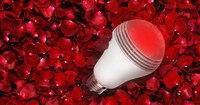 Dimmable Multi Color E27 Wireless Buletooth Music Player Smart LED Light Bulb Audio Speaker Via Wifi
