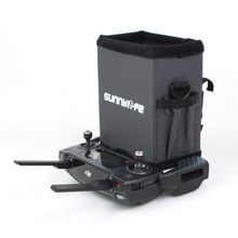 Dji Мавик Pro DJI Spark дистанционный пульт телефон монитор Защита от солнца тени капюшона 4.7 дюйма 5.5 дюйма складной Защита от солнца капюшон передатчик части