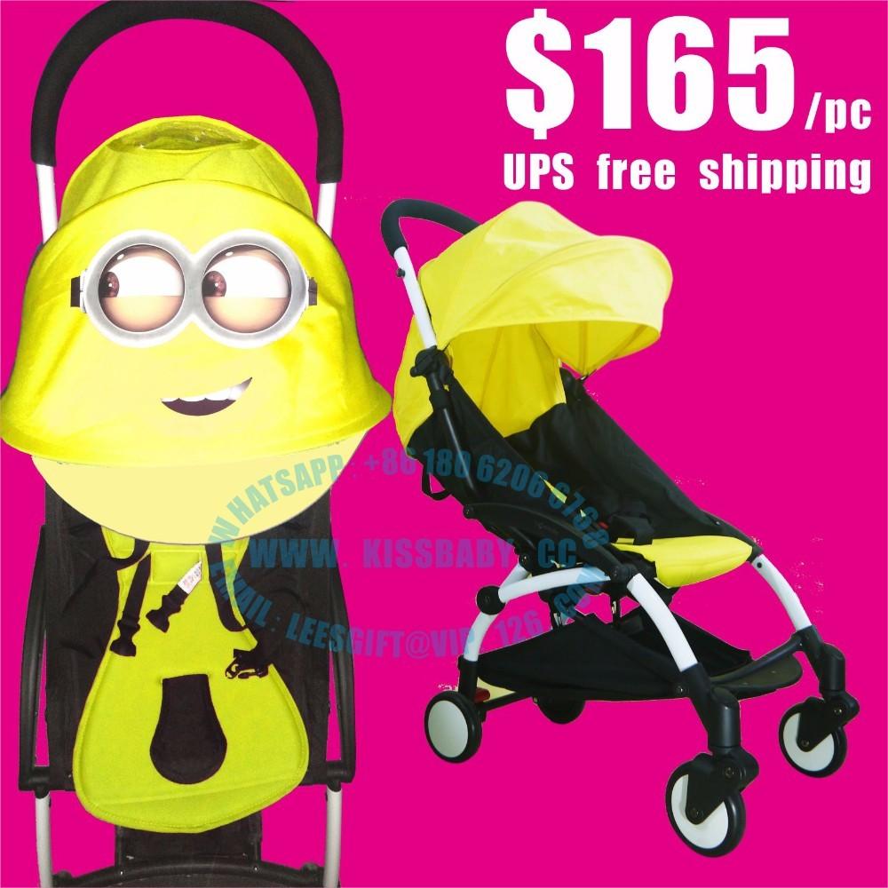 minions yoyo kissbaby stroller