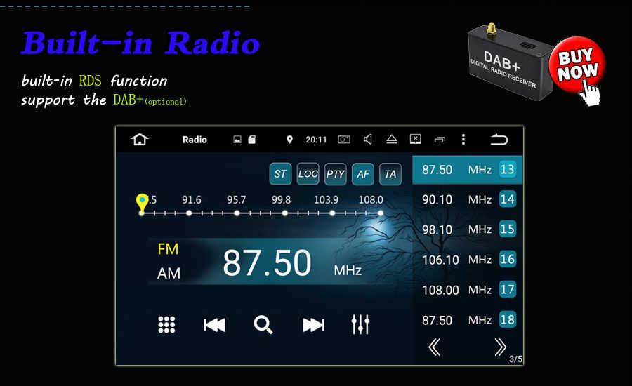 Android 8,0 4 Гб ОЗУ 8 ядерный автомобильный dvd-плеер Wifi BT 4,0 RDS радио gps ГЛОНАСС карта DVR камера ТВ для Chevrolet CRUZE 2013 2014 2015