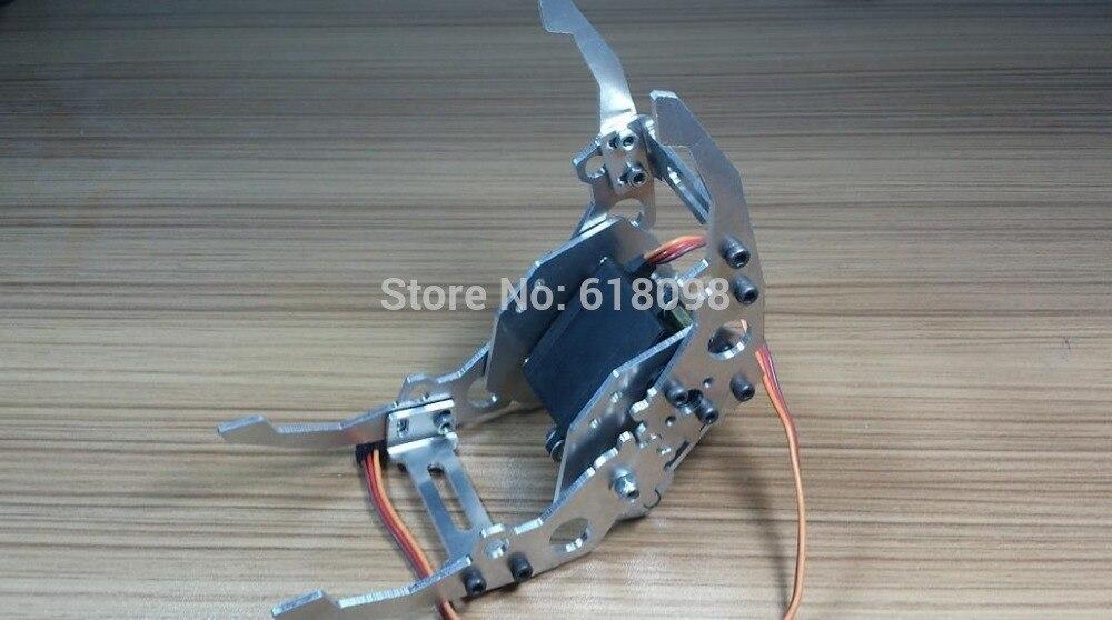 NEW kit ,mechanical gripper 68MM for MG995 MG996 MG946  no servo
