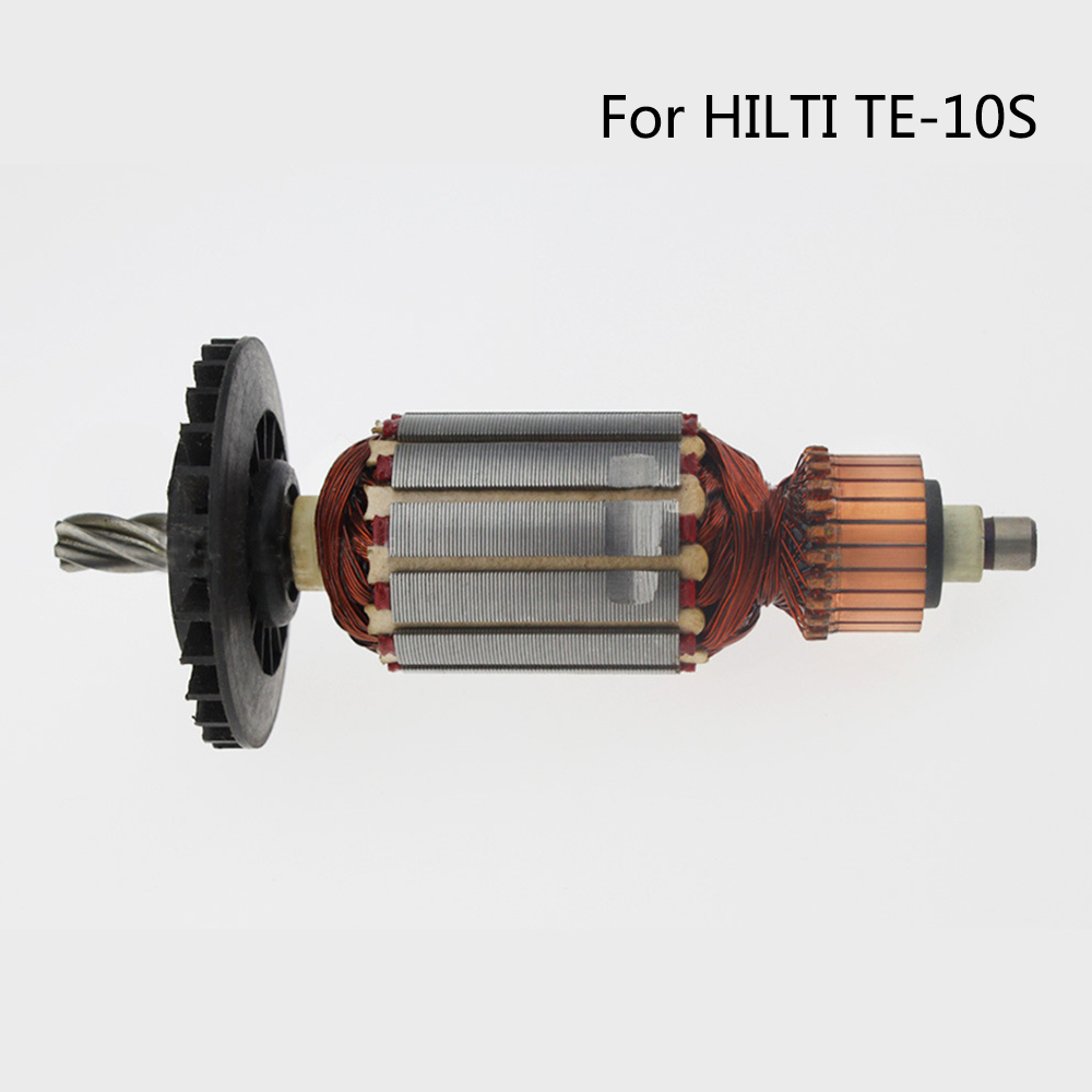 Free shipping!  AC 220V 5 Teeth Drive Shaft Electric Hammer Armature Rotor for HILTI 10S, High quality ! marquez g love in the time of cholera