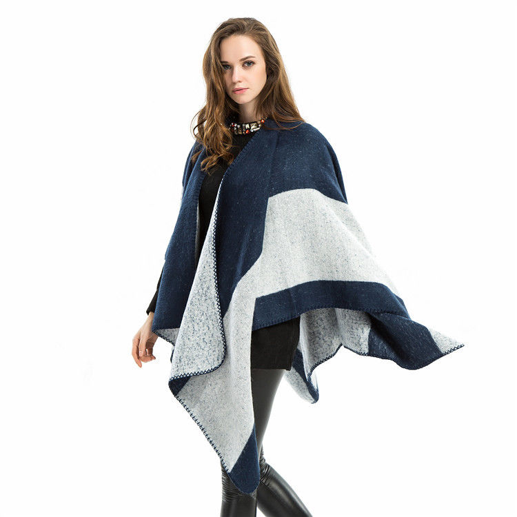 New Women Blanket Oversized Pashmina Tartan   Scarf     Wrap   Shawl Plaid Cozy Checked