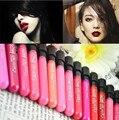 Hot 38 Colors 12 Pcs Lip Makeup Set Long Lasting Matte Waterproof Lip Gloss Tatoo Tint Lipgloss Lipstick Nude Lip Stick