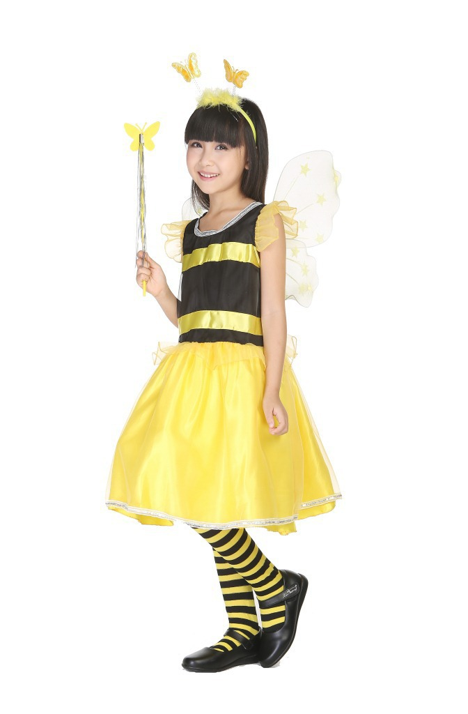 Children Kids Baby Girls Sexy Halloween Carnival Party costume cosplay bee costumes dancer Holidays Bar Club Cosplay Animal Suit-in Sexy Costumes from ...  sc 1 st  AliExpress.com & Children Kids Baby Girls Sexy Halloween Carnival Party costume ...