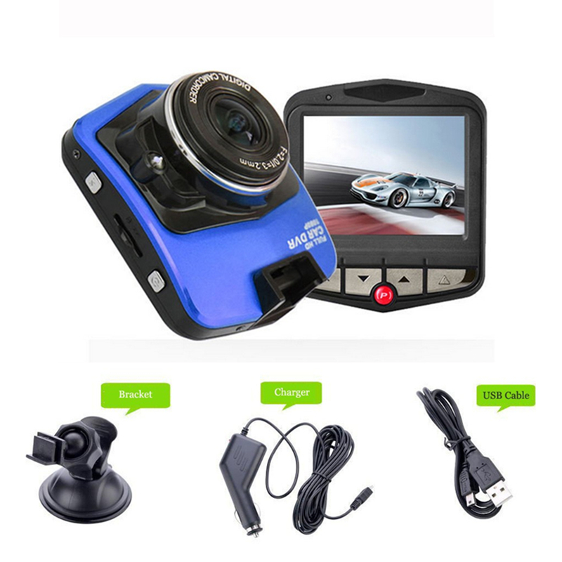 Mini Car DVR Camera Full HD 1080p Driving Recorder Parking Video Recorder Registrator Ca ...