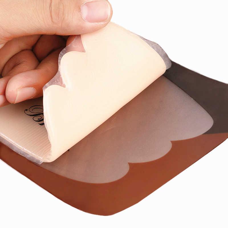 Verano impermeable una pieza adhesivo silicona Nudebra sin costuras Sujetador Push Up