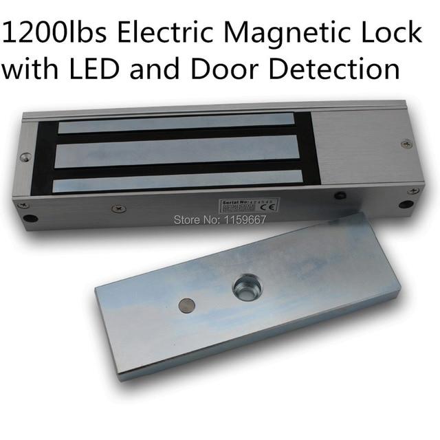 Fluorescent Light Fixture Keeps Blowing Bulbs: Wooden Metal Door Access EM Lock 1200lbs 500kg