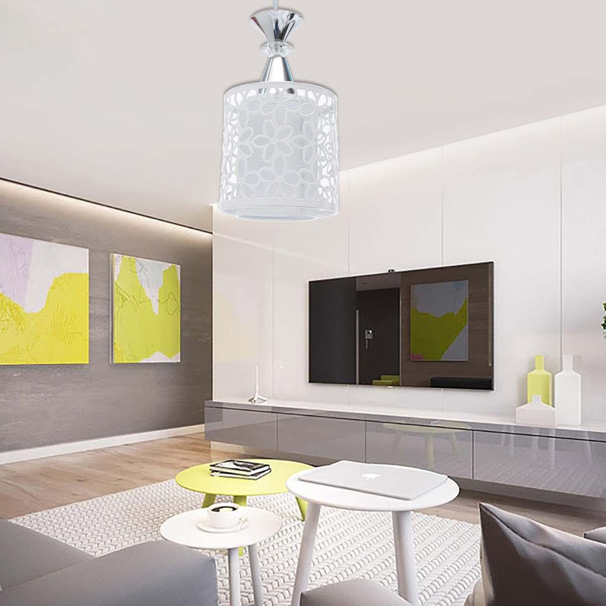 Современный хрустальный Железный светодиодный потолочный светильник, люстра, подвесной светильник для столовой, кухни, декоративный светильник, светильник s светодиодный