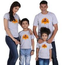 Thanksgiving Family Matching Tee Shirt