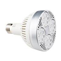 Bright 2PCS 35W LED Bulbs Spotlight High Power led Lamp White LED SPOT Light Free Shipping 3000k 4000k 6000k
