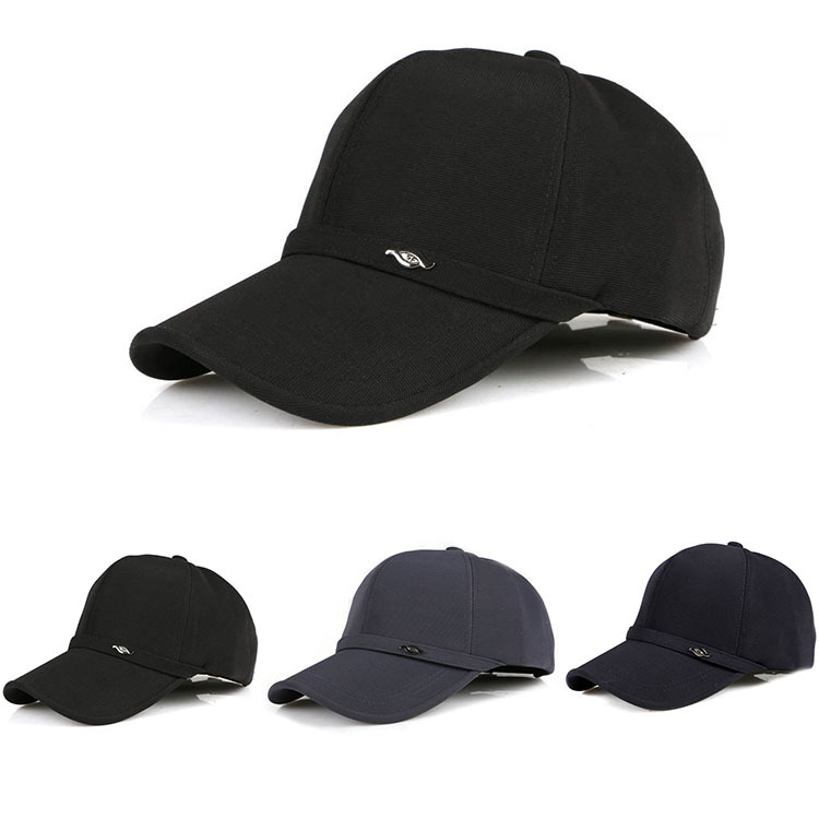 2015 Latest Spring Outdoor Casual Baseball Caps for Men Fashion Solid  Adjustable Hatband Hat Snapback Cap 379 898d7b49766