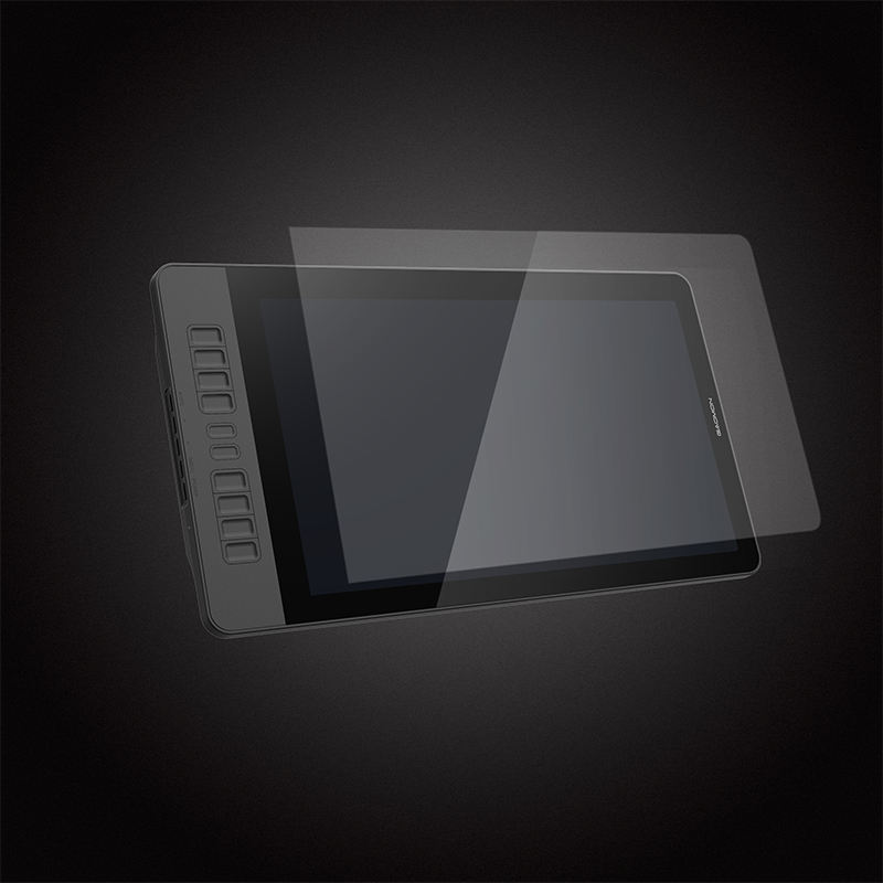 GAOMON LCD Screen Protection Film for Pen Tablet Display PD1560